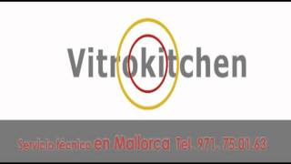 preview picture of video 'Servicio Técnico VITROKITCHEN en Mallorca.'