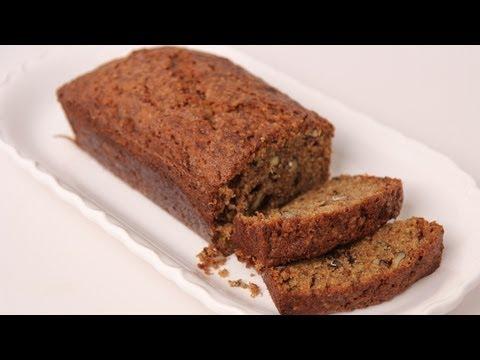 Video Homemade Zucchini Bread Recipe - Laura Vitale - Laura in the Kitchen Episode 436
