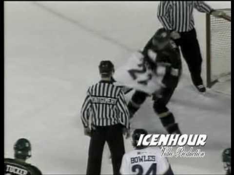 Kyle Lundale vs. Paul McBrien