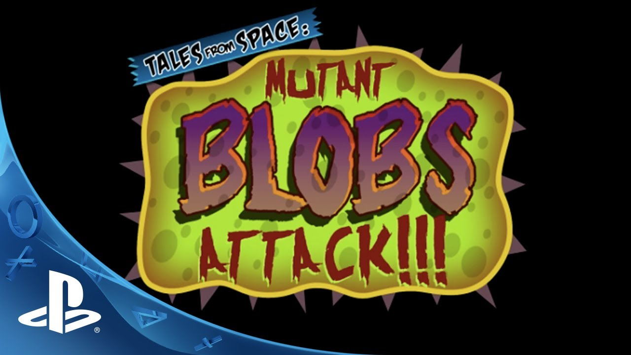 Tales from Space: Mutant Blobs Attack Coming to PS3 Today