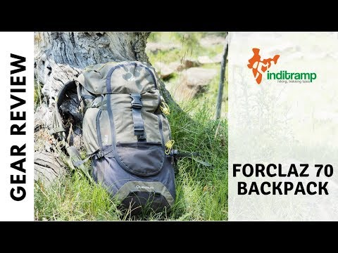 Quechua Forclaz 70 Backpack Review