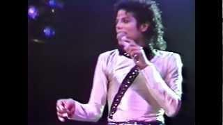 Michael Jackson - Human Nature - Live BWT Brisbane 1987