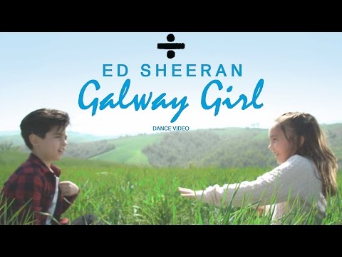 Ed Sheeran - Galway Girl [Official Dance Video] (видео)