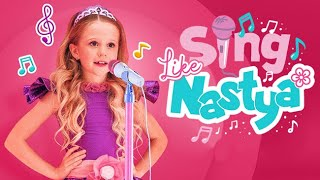 Nastya songs - collection of music videos with lyrics