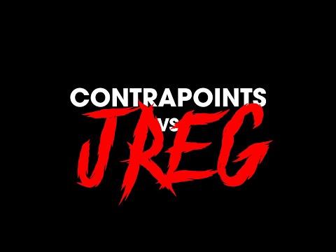 Contrapoints VS JREG (official trailer)