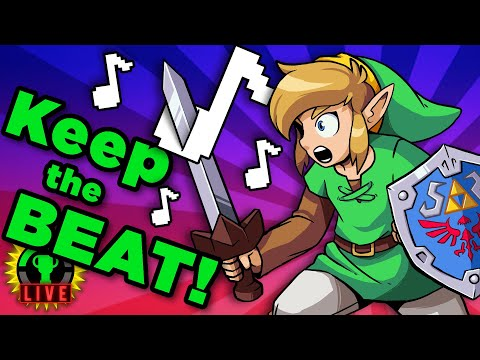 Get With The Music! — Cadence Of Hyrule: Crypt Of The
