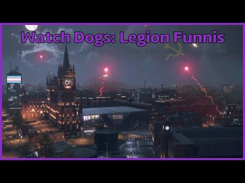 WD: Legion Funnis #1
