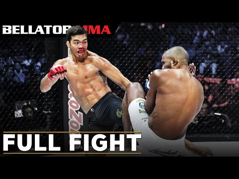 Full Fight | Lyoto Machida vs. Rafael Carvalho | Bellator 213