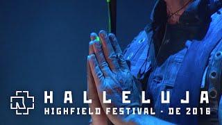 Rammstein - Halleluja (Live at Highfield Festival 2016)
