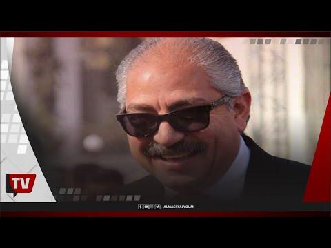 فوز العامري فاروق بمنصب نائب رئيس النادي الأهلي بالتزكية