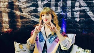 Taylor Swift interview on Japan TV