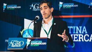 Juan P. Tripodi - VP de Comercio Internacional de la Agencia Arg. de Inv. y Comercio Internacional