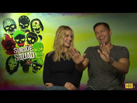 Margot Robbie on hangovers, Harry Potter & the Irish accent