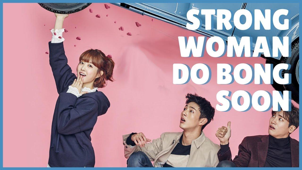 ODIO los K-DRAMAS: STRONG WOMAN
