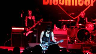 Joan Jett - I Wanna Be Your Dog/I Love Rock and Roll - Live @ The York Fair 9/13/11