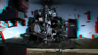 3D Helicopter Video Samsung Bluray(use 3D Glasses For 3D Effect)