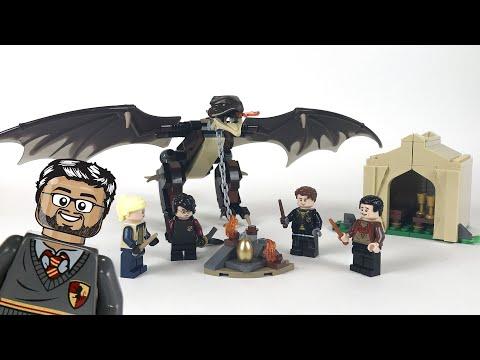 Vidéo LEGO Harry Potter 75946 : Magyar à pointes du Tournoi des Trois Sorciers