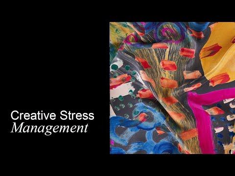 Online Workshop - Creative Stress Management