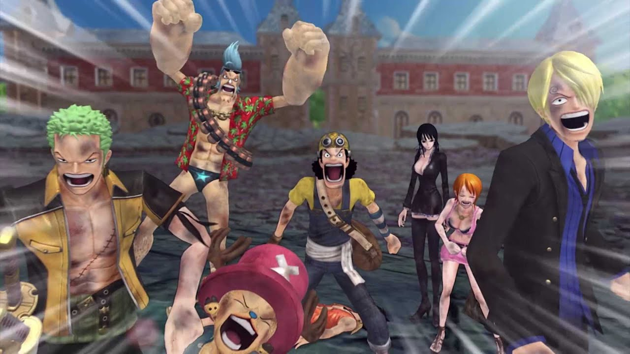 Fünfter Trailer zu One Piece: Pirate Warriors 3 - Actionreiche Spielszenen