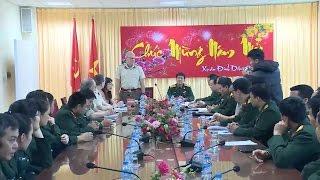 Lễ ra mắt Trang thông tin điện tử Gìn giữ hòa bình Việt Nam