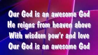 Awesome God - Charlie Daniels