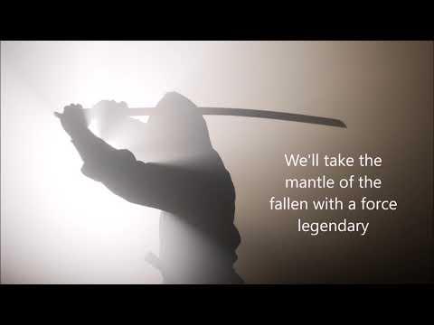 Twelve Foot Ninja - Vanguard w/ lyrics