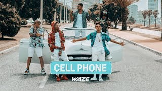WAZE   Cell Phone [Prod. Mr. Marley]