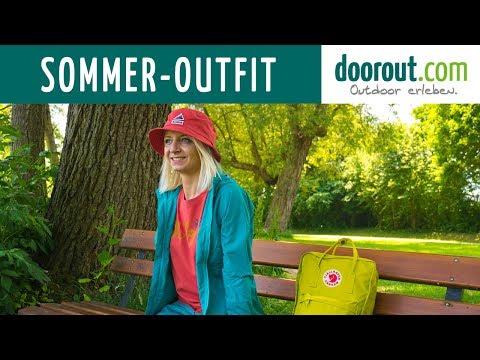 Outdoor Sommeroutfit für Damen