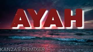 Titip Rindu Buat Ayah [ Cover Kanzas Remixer ] Lagu Terbaru_2019