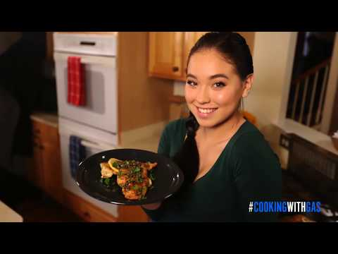 #CookingWithGas: Learn How to Make Chicken Piccata