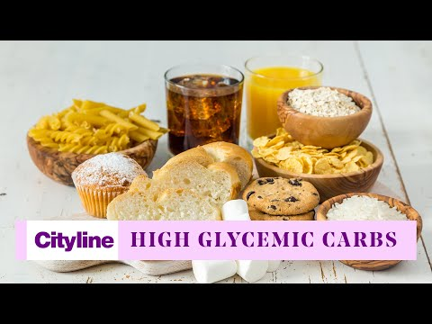 7 high glycemic carbs to stay away from