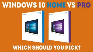 Windows 10 Home vs Pro - What Should You Pick? [Simple Guide]