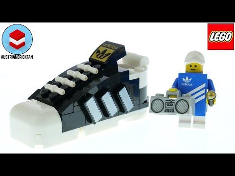Vidéo LEGO Adults Welcome 40486 : Adidas Originals Superstar