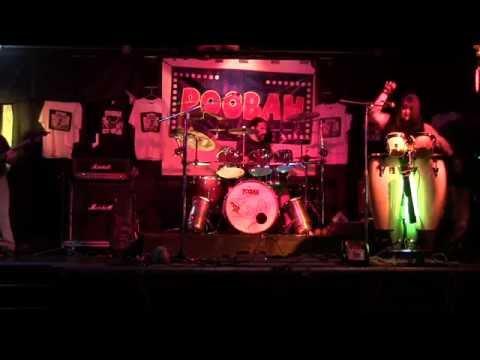 Mr. Destroyer - Poobah 9 /10/16 at JRz Pub Austintown, Ohio online metal music video by POOBAH