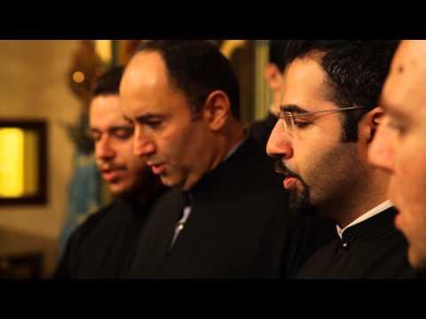 فيديو كليب بيزنطي لترانيم الالام من المجموعة البيزنطية جبل لبنان