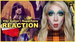 POLAND   Viki Gabor   Superhero | Junior Eurovision 2019 REACTION