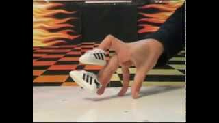Fingers Breakdance created for MTV Best Show Ever