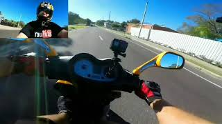Welcome To My Channel Intro #ytshorts #shorts #drone #fpv #motovlog #Scootervlogs #tampa #dji