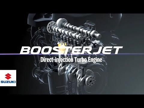 BOOSTERJET Engine   Suzuki