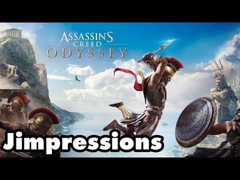 Assassin's Creed Odyssey – It's Grindy, It's Greedy, It's Ubisoft! (Jimpressions) video thumbnail