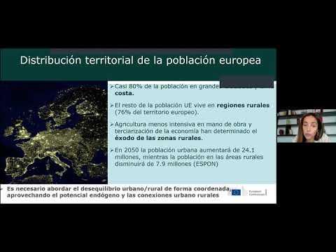 I Congreso Europeo de Innovación Social frente al reto del Despoblamiento. II Jornada