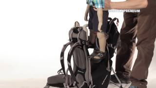 VAUDE - Shuttles Child Carriere - Introduction (DE/EN)