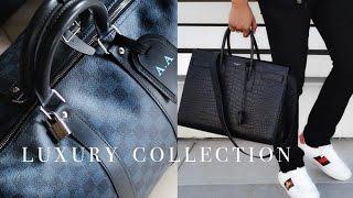 MY LUXURY BAGS | LOUIS VUITTON, GUCCI & SAINT LAURENT