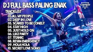 Party DJ Terbaru 【FULL BASS】 Mixtape Breakbeat 2019