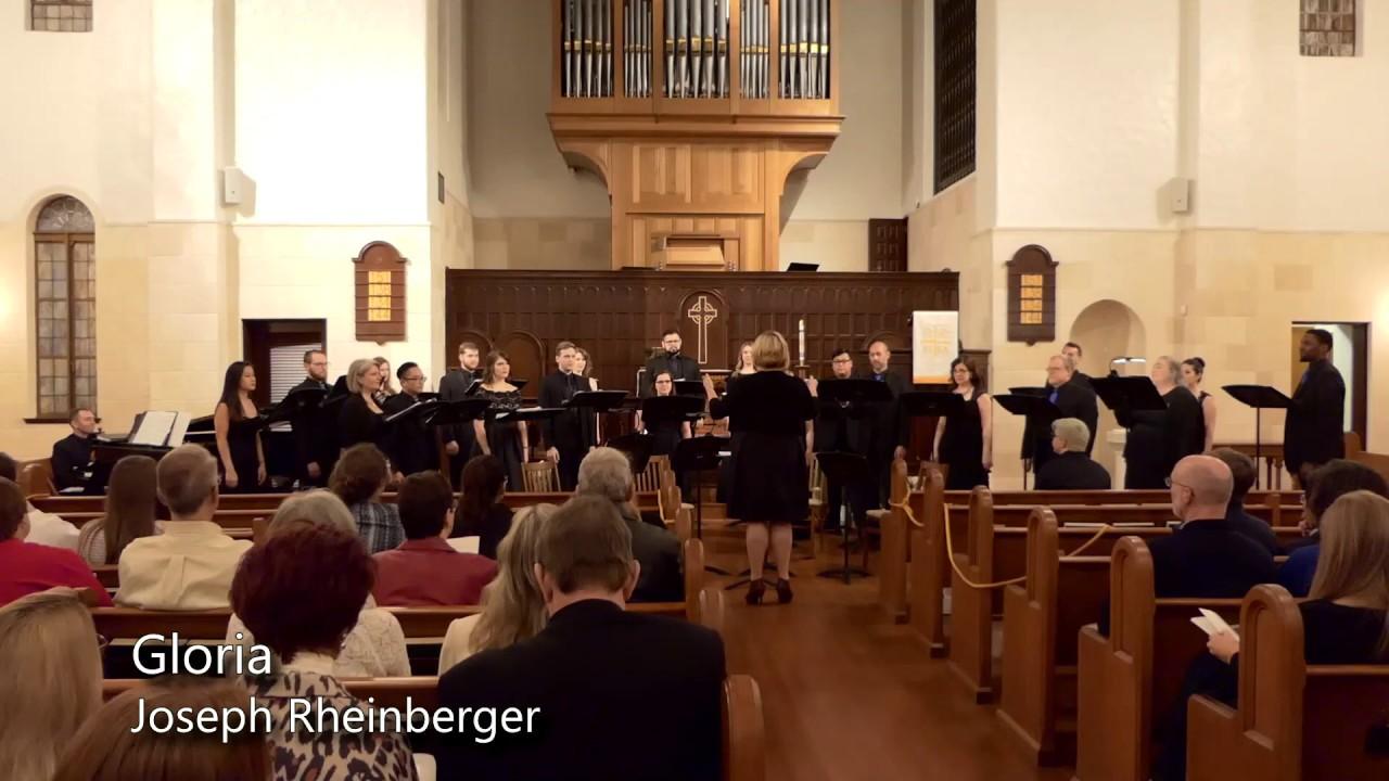 Gloria - Rheinberger