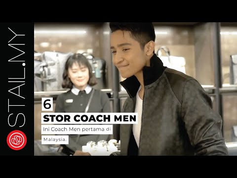 7 Fun Things To Check Out At The Coach Store Suria KLCC