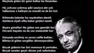 Yahya Kemal - Sessiz Gemi