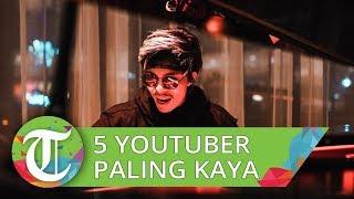 5 YouTuber yang Disebut-sebut Paling Kaya di Indonesia