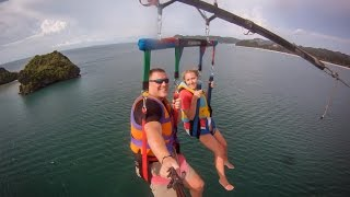 The Ultimate Week In Langkawi Malaysia - Parasailing, Jet Skiing, Mangrove Tour & More