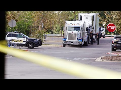 Children among dead in US truck